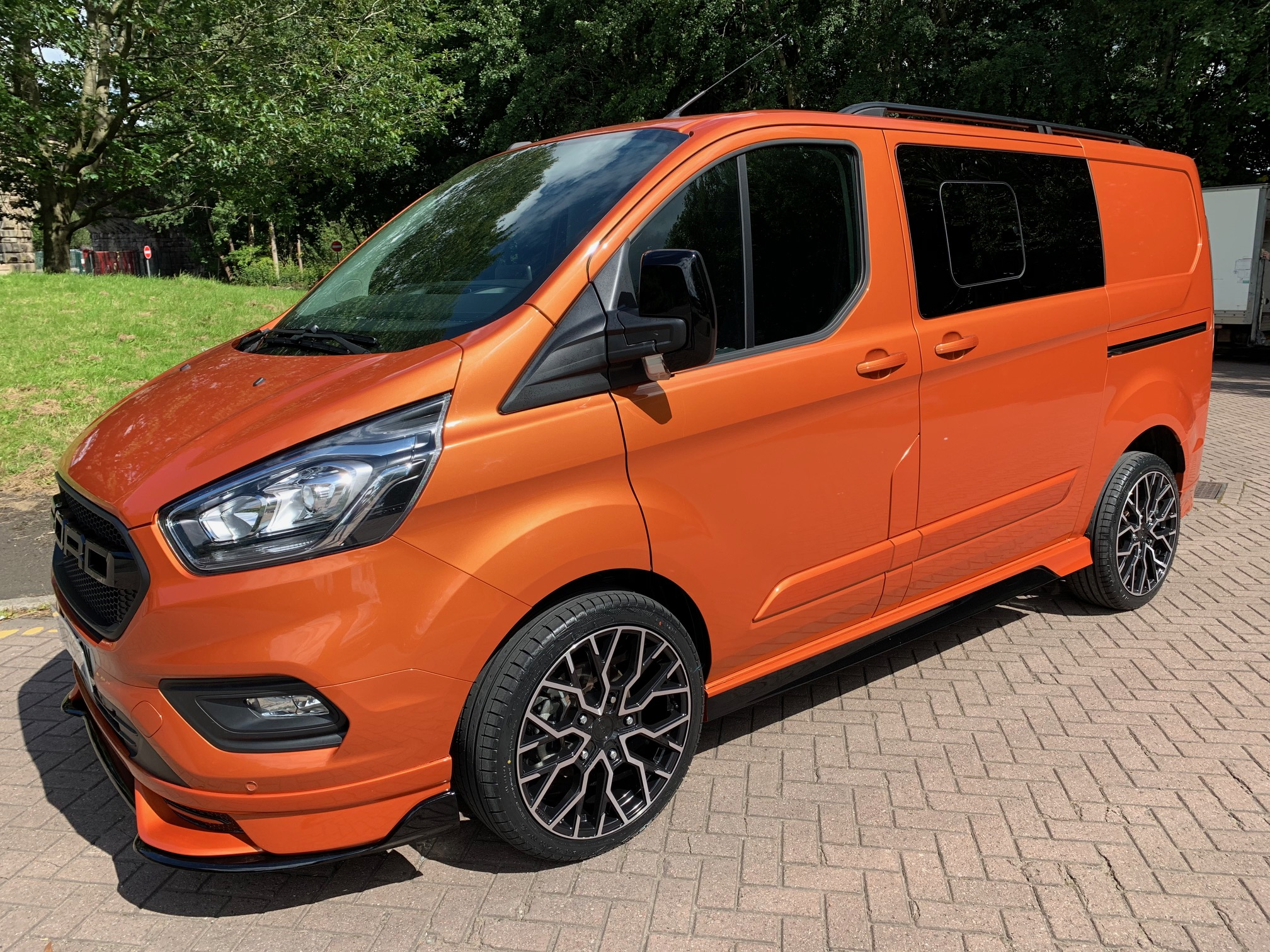 IMG_5265.jpg - Inferno X 320 L1 Double Cab In Van 2.0tdci 185 Limited Auto