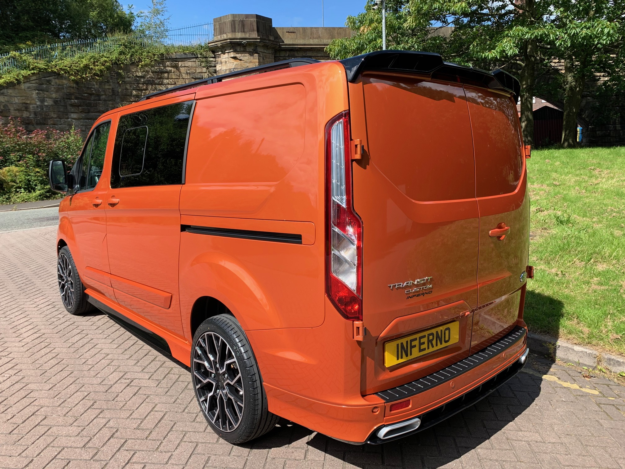 IMG_5266.jpg - Inferno X 320 L1 Double Cab In Van 2.0tdci 185 Limited Auto
